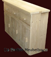 commode dressoir steigerhout